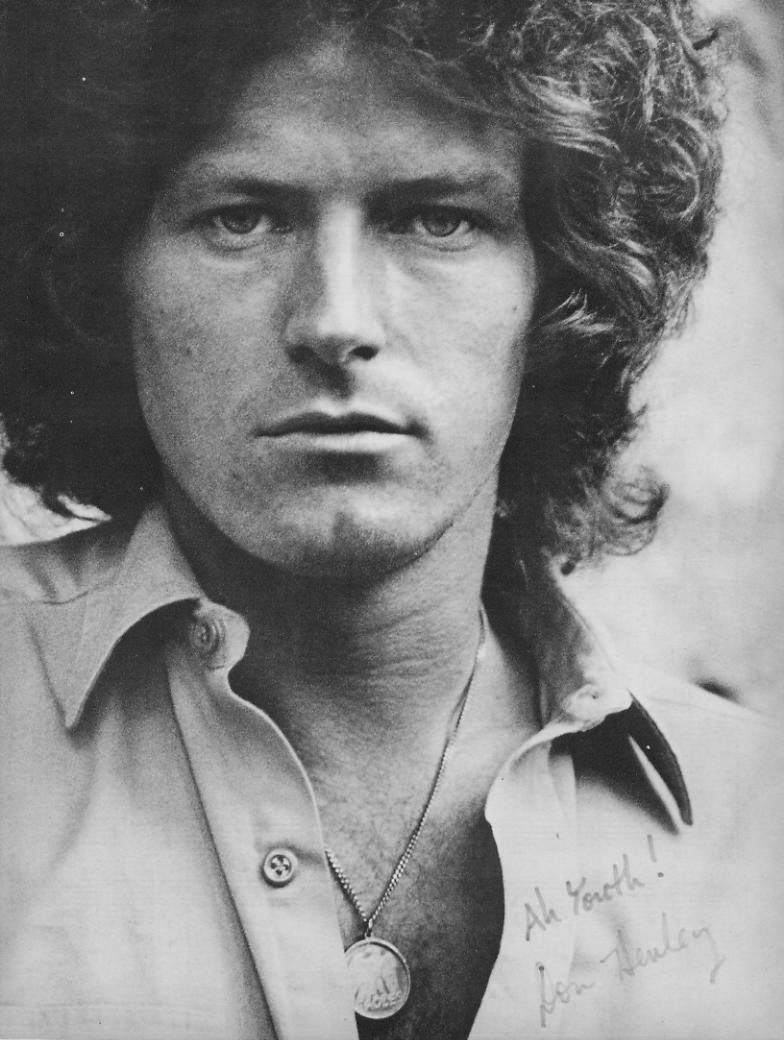 Don Henley Eagles re Henley Heaven The Don