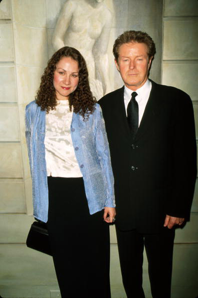 Don Henley with cool, friendly, attractive, Wife Sharon Summerall