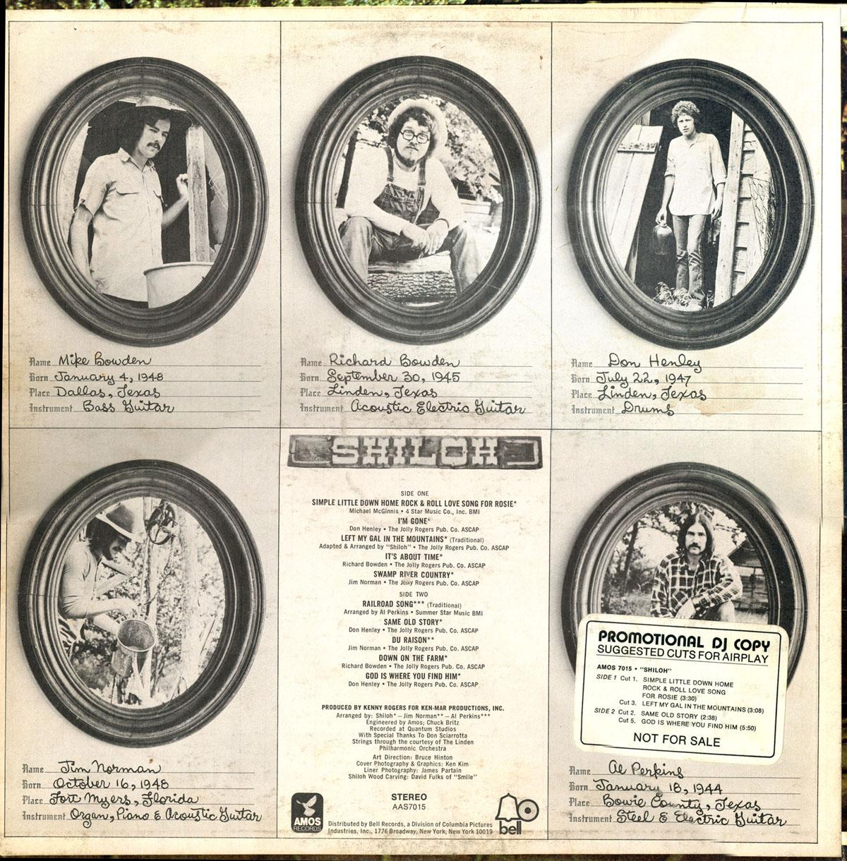 Shiloh 1970